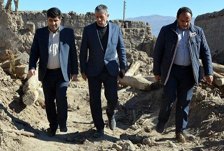 خسارت ۳۰۰ میلیارد ریالی به بخش کشاورزی آذربایجان شرقی در اثر زلزله ۱۷ آبان