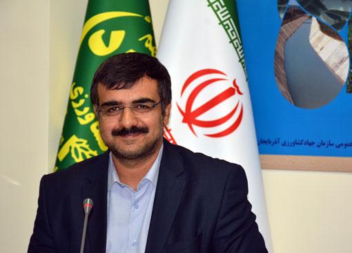 تشریح برنامه های ایام الله مبارک دهه فجر توسط رئیس مرکز تحقیقات و آموزش کشاورزی و منابع طبیعی آذربایجان شرقی