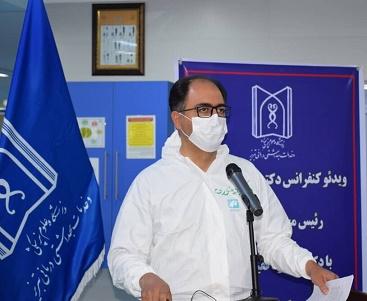 افزایش ۴برابری بیماران کرونایی در بیمارستان امام رضای تبریز