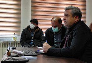 نشست تخصصی ایجاد سلول بهداشتی دفن پسماندهای بیمارستانی بیخطر شده