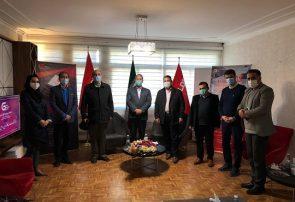 باحضورجمعی ازمدیران استانی ازطرح دیپلمات زبان های خارجی گلدیس رونمایی شد